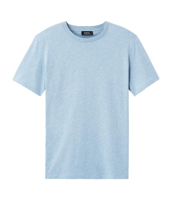 Felix T-shirt - PIE - Heather blue gray