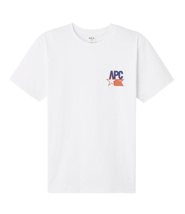 Marcellus T-shirt - AAB - White