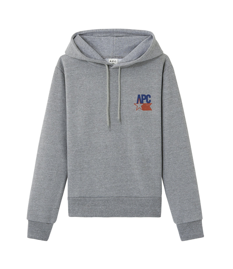 This is the Polonius hoodie product item. Style PLA-1 is shown.