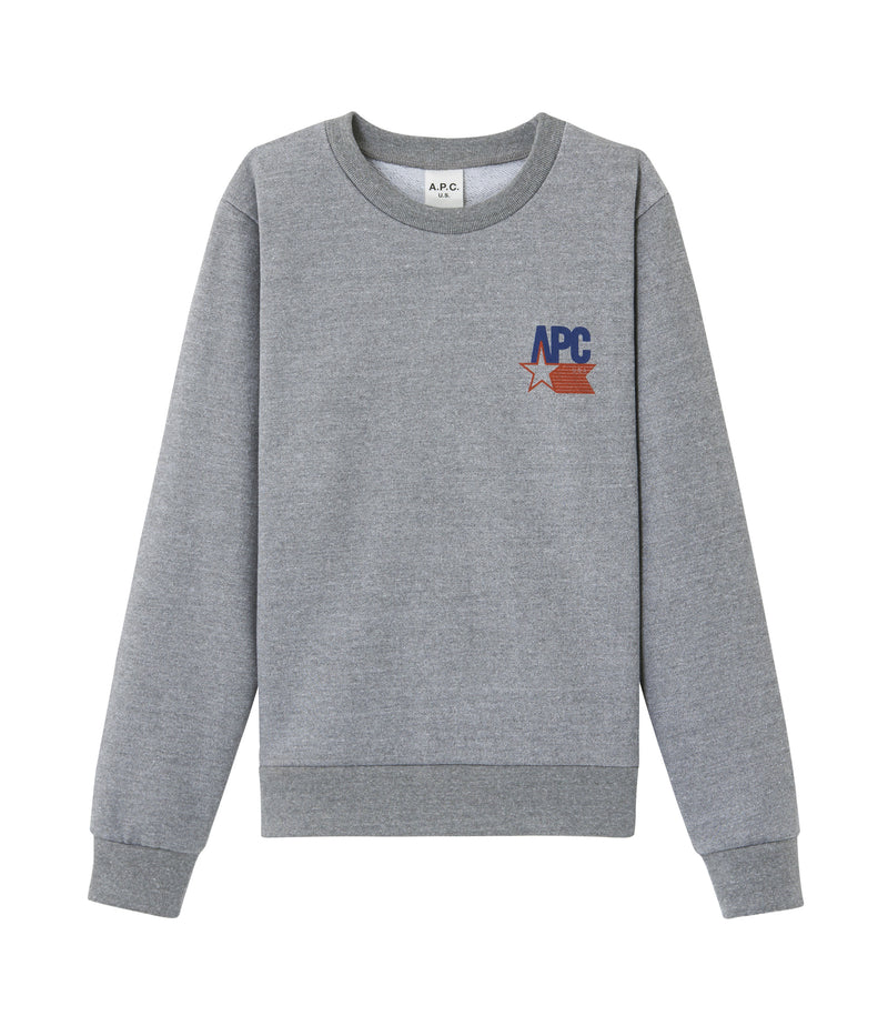 This is the Claudius sweatshirt product item. Style PLA-1 is shown.