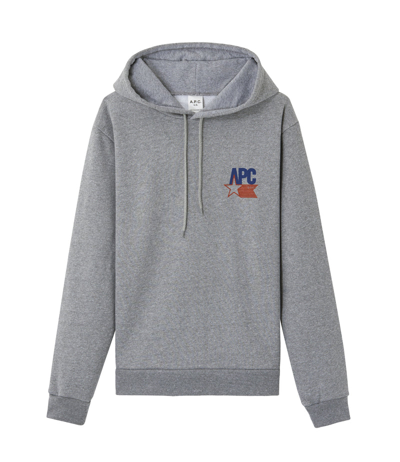 This is the Bernardo hoodie product item. Style PLA-1 is shown.