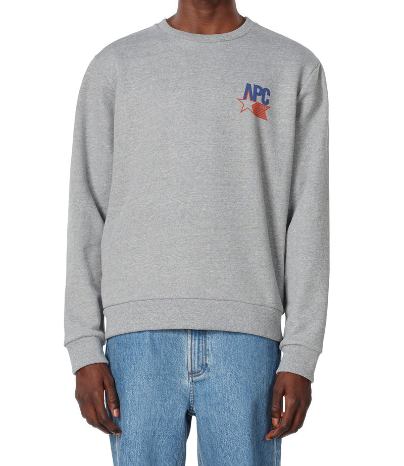 This is the Reynaldo sweatshirt product item. Style PLA-2 is shown.