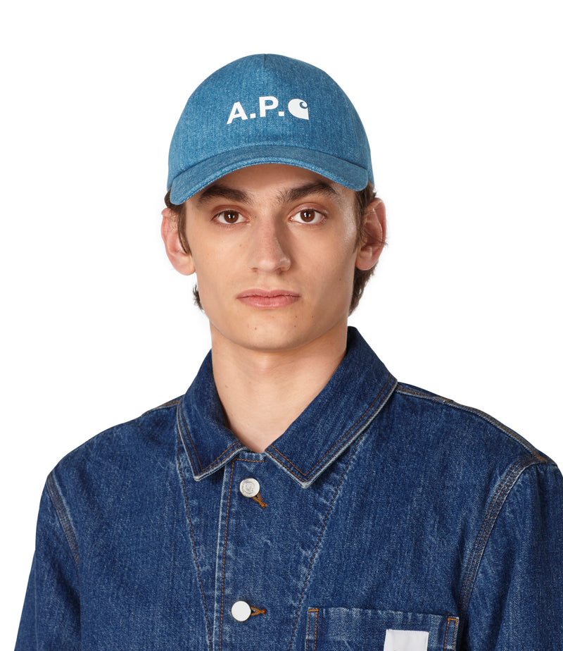 This is the Carhartt WIP baseball cap product item. Style IAL-2 is shown.