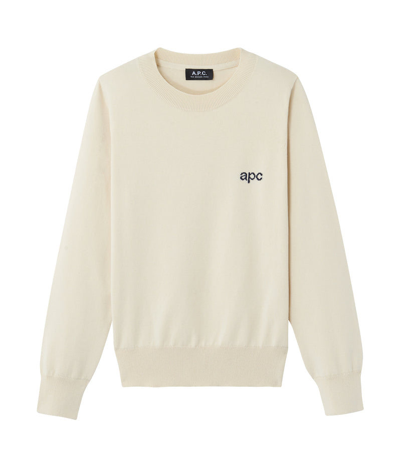 This is the Logo sweater product item. Style AAD-1 is shown.