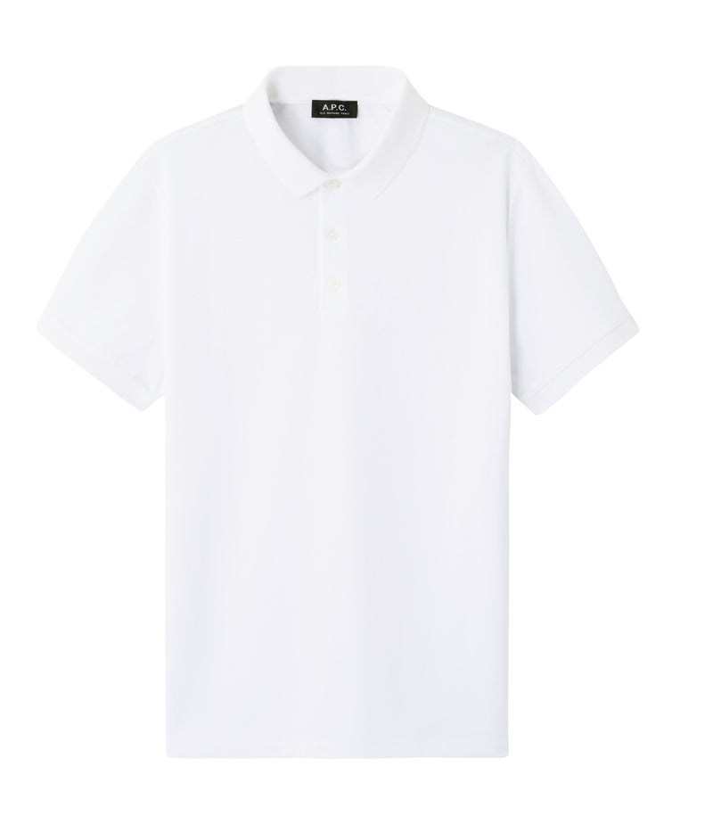 This is the Estéban polo shirt product item. Style AAB-1 is shown.