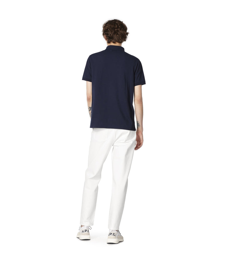 This is the Estéban polo shirt product item. Style IAK-3 is shown.