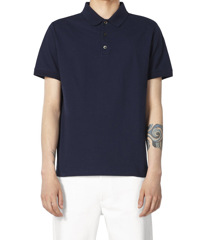 This is the Estéban polo shirt product item. Style IAK-2 is shown.