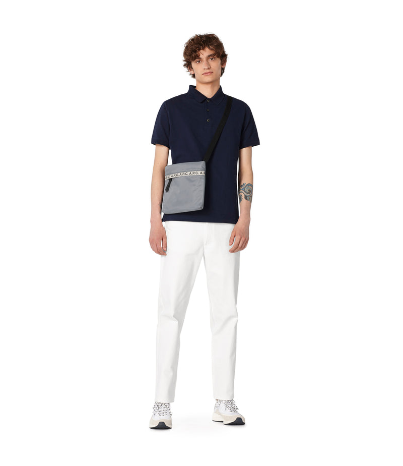 This is the Estéban polo shirt product item. Style IAK-4 is shown.