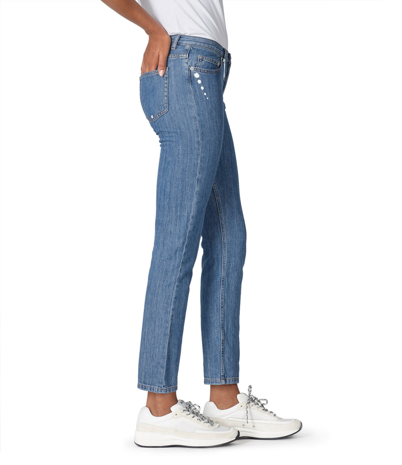 This is the RTH Cure jeans product item. Style IAL-5 is shown.