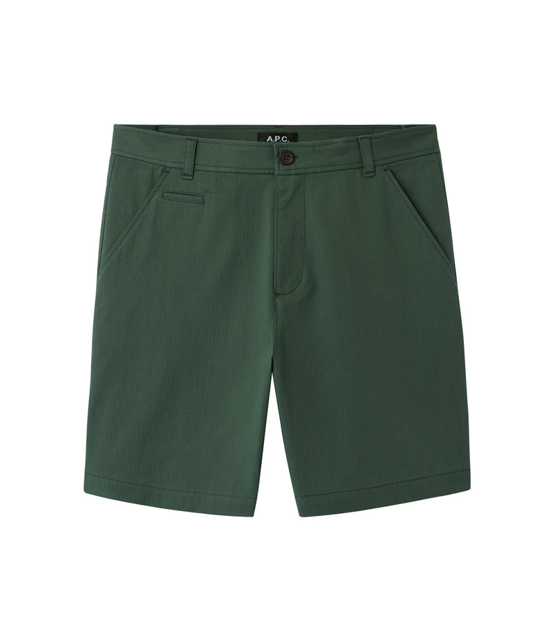 This is the Meg shorts product item. Style KAF-1 is shown.