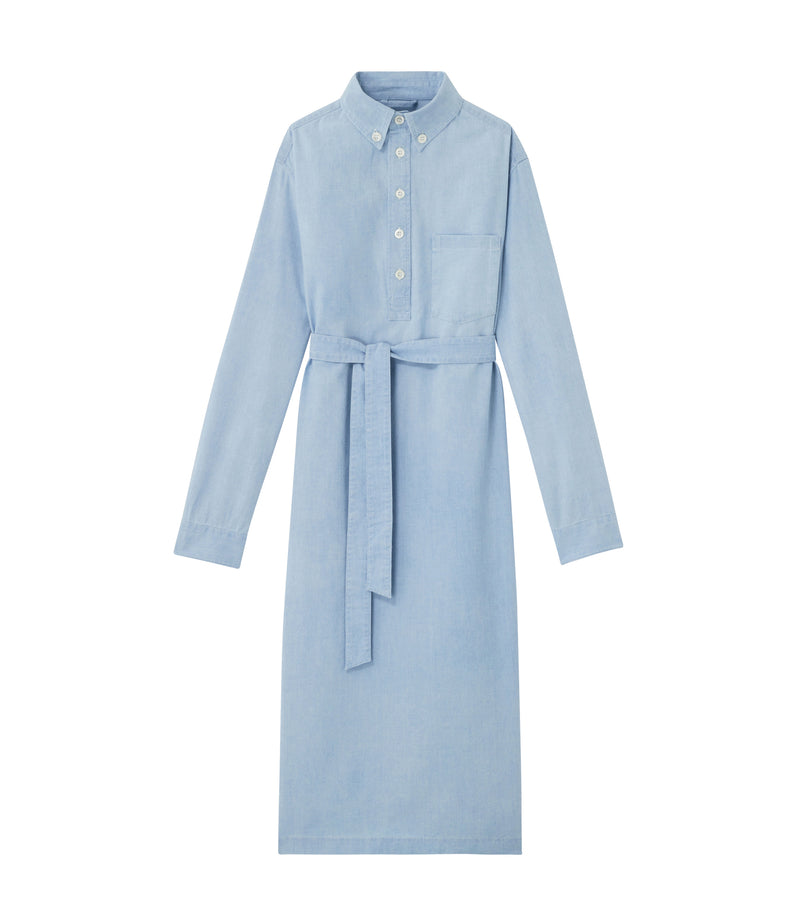 This is the RTH Popover dress product item. Style IAL-1 is shown.