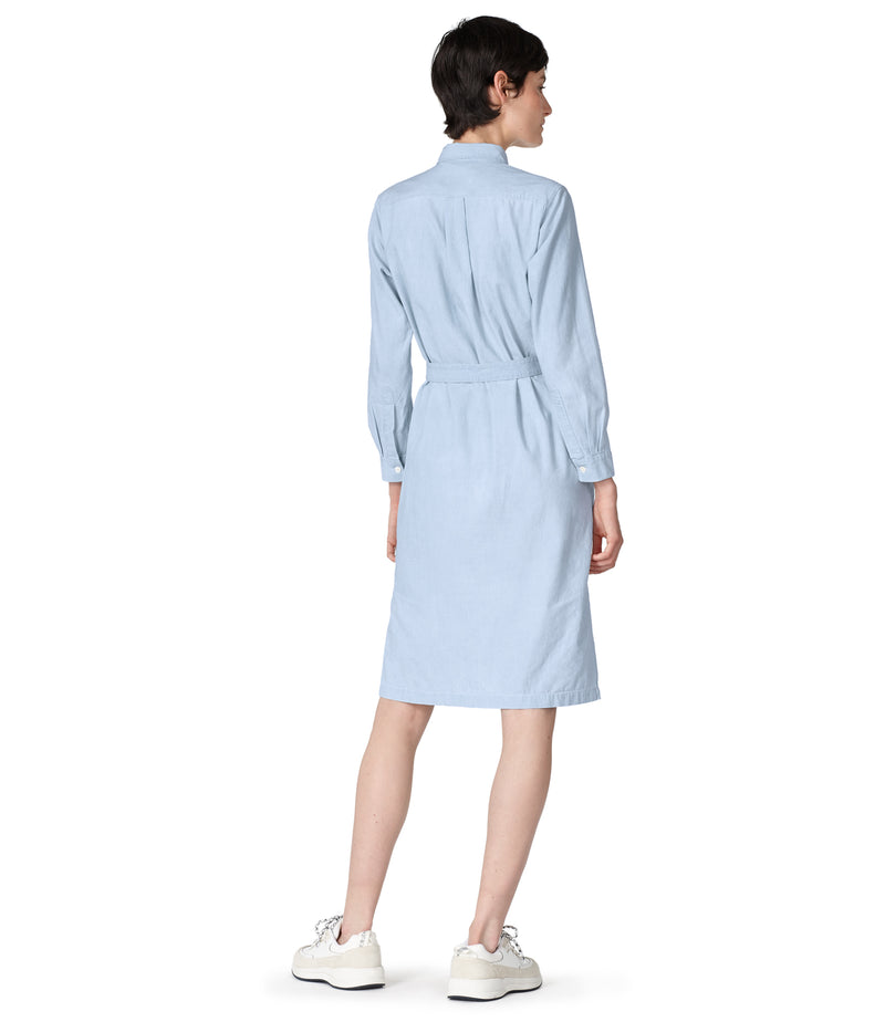This is the RTH Popover dress product item. Style IAL-3 is shown.