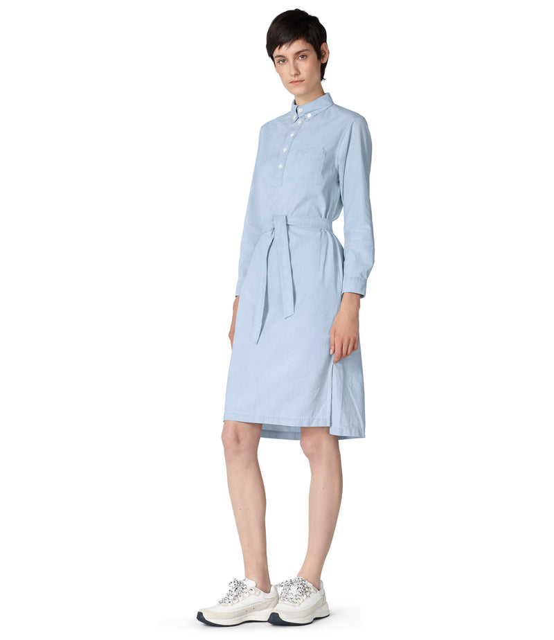 This is the RTH Popover dress product item. Style IAL-2 is shown.