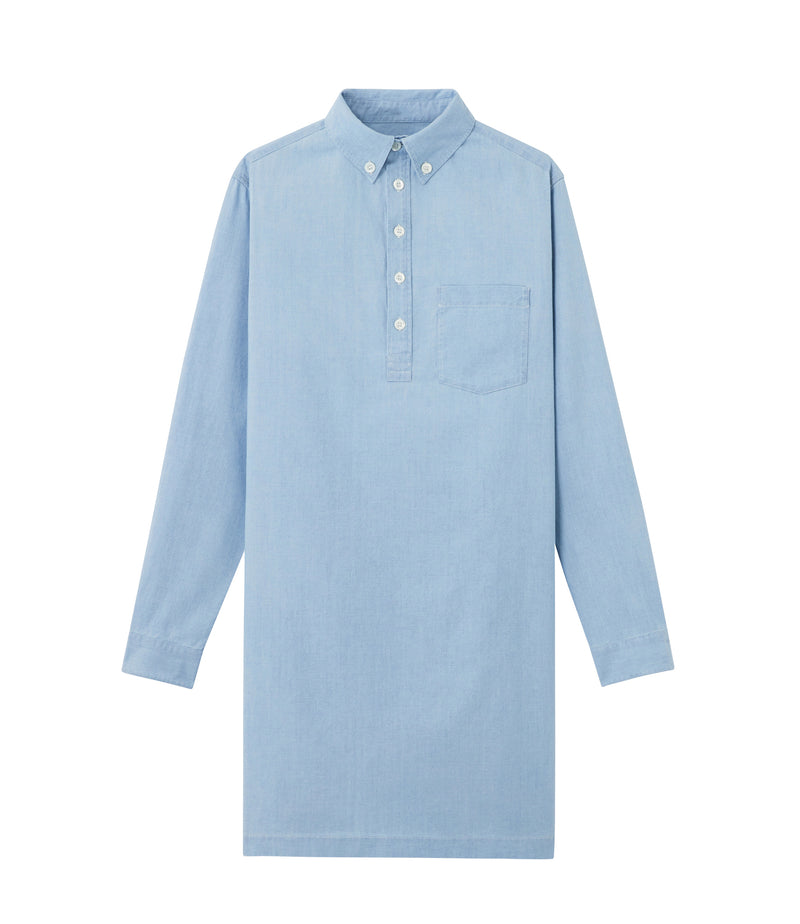 This is the RTH Popover shirt product item. Style IAL-1 is shown.