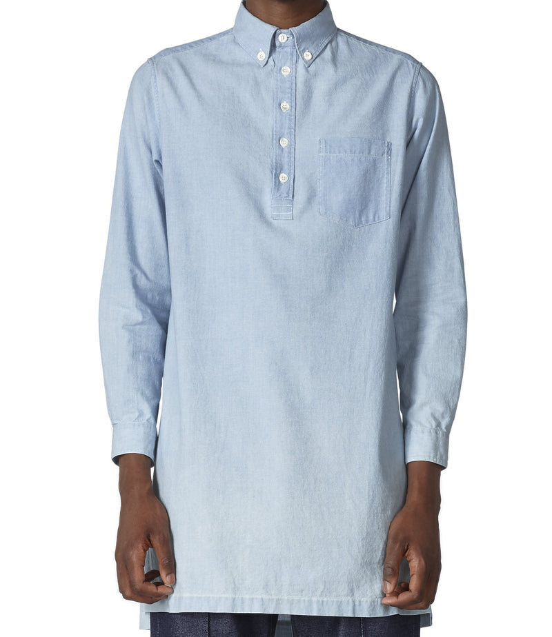 This is the RTH Popover shirt product item. Style IAL-2 is shown.