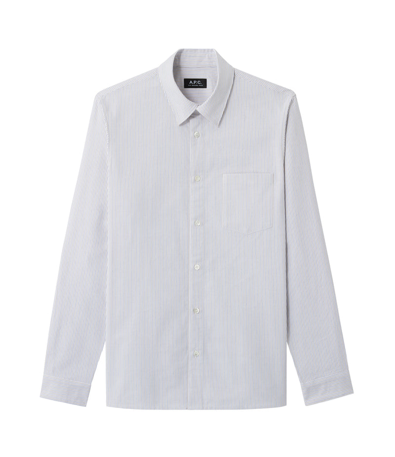 This is the Wilko shirt product item. Style BAA-1 is shown.
