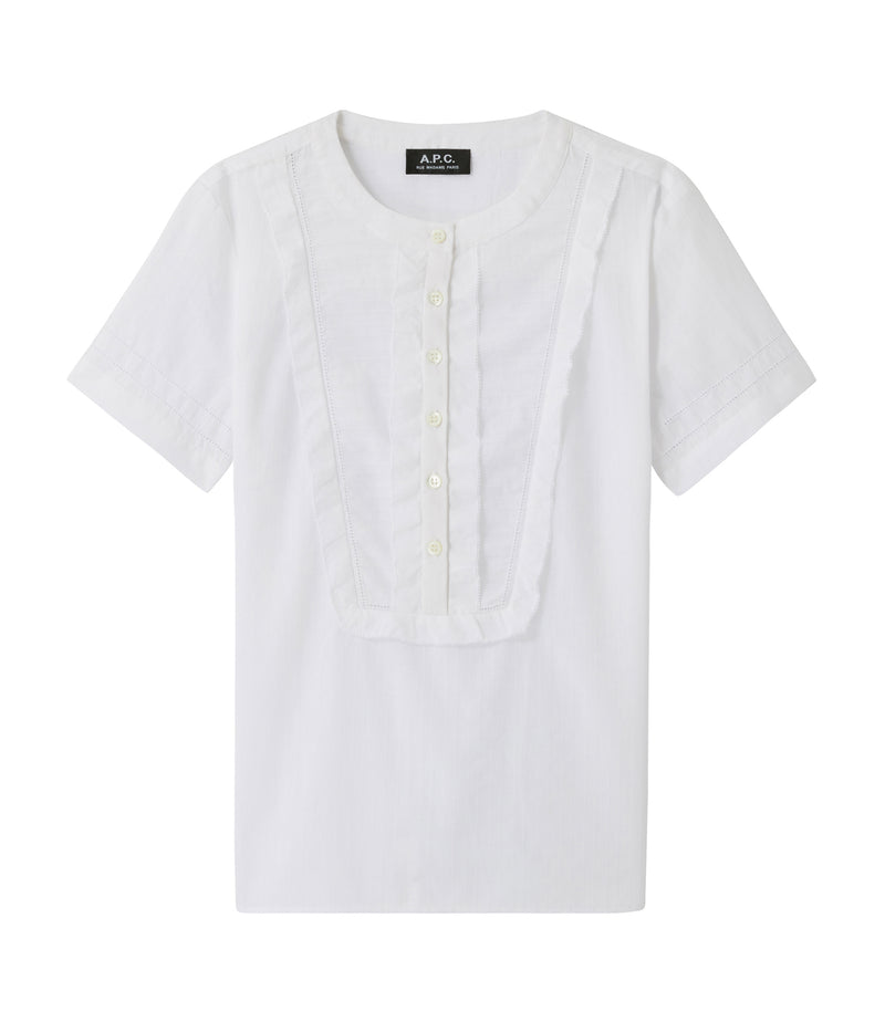 This is the Alexandra blouse product item. Style AAB-1 is shown.