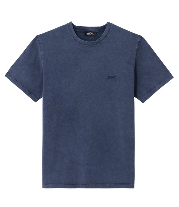 Dean T-shirt - IAF - Steel blue