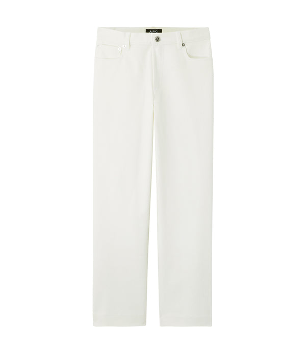 Sailor jeans - AAB - White