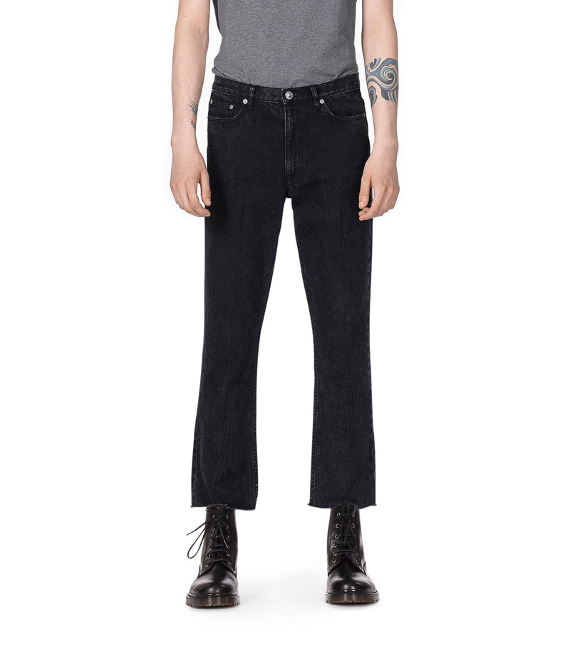 This is the Rudie jeans product item. Style LZA-2 is shown.