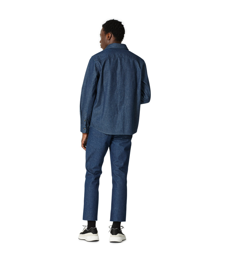 This is the Victor overshirt product item. Style IAL-2 is shown.