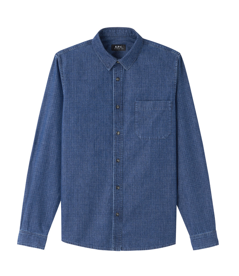 This is the Georges shirt product item. Style IAL-1 is shown.