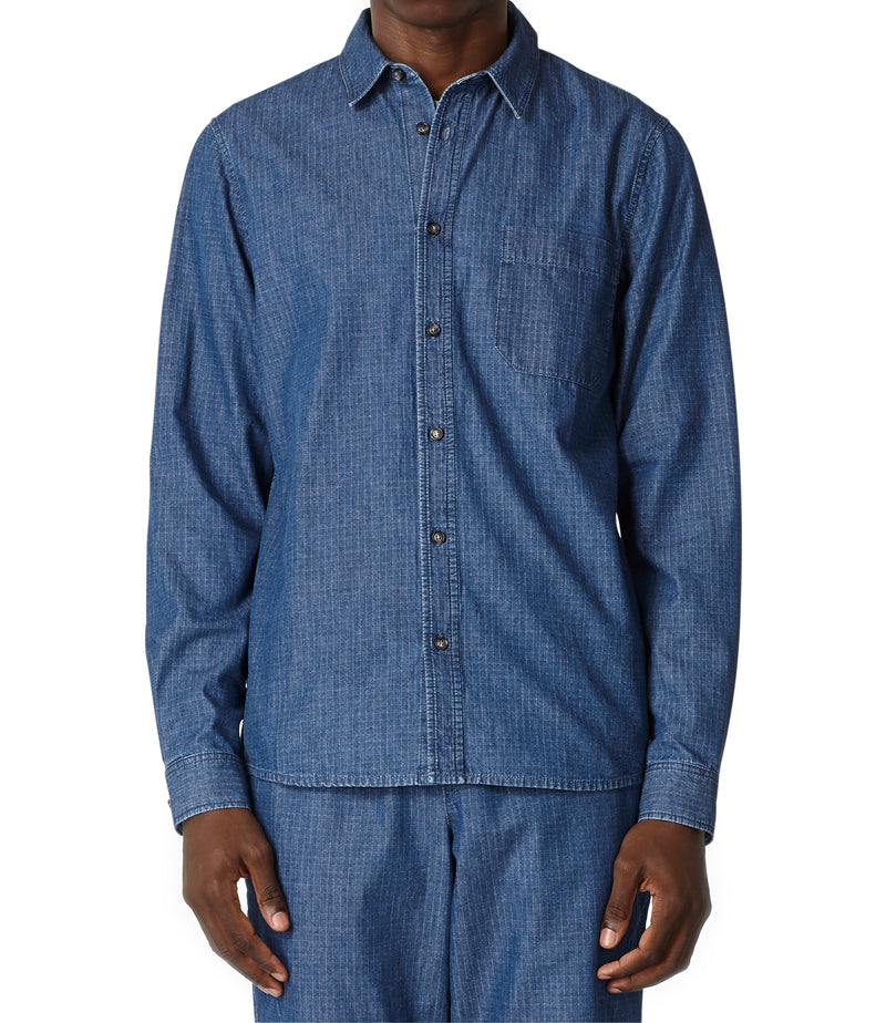 This is the Georges shirt product item. Style IAL-2 is shown.