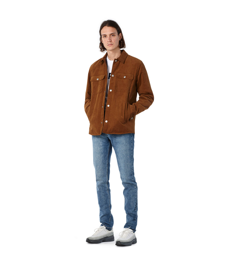 This is the Alex jacket product item. Style CAA-2 is shown.