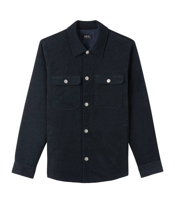 Alex jacket - IAK - Dark navy blue