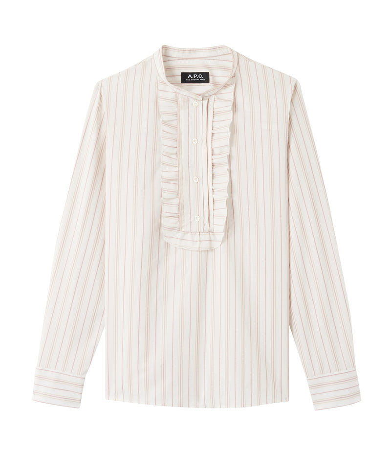 This is the Madeleine blouse product item. Style FAD-1 is shown.