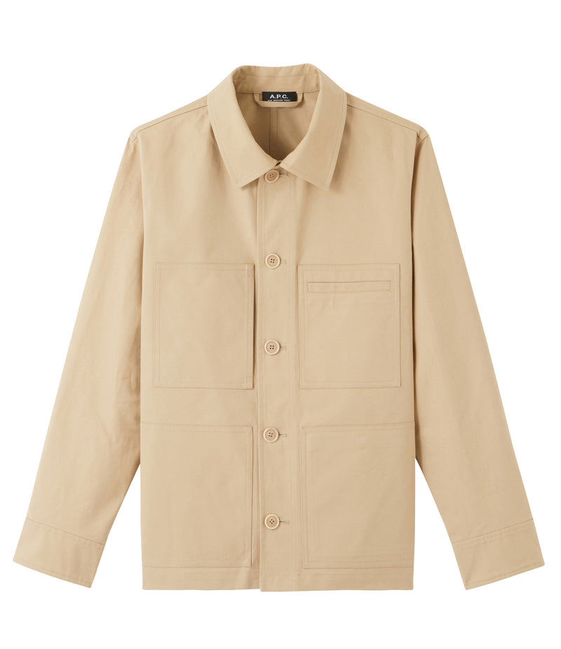 This is the André jacket product item. Style BAA-1 is shown.