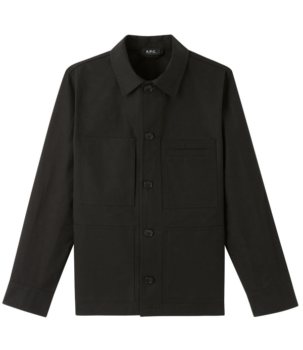 André jacket - LZZ - Black