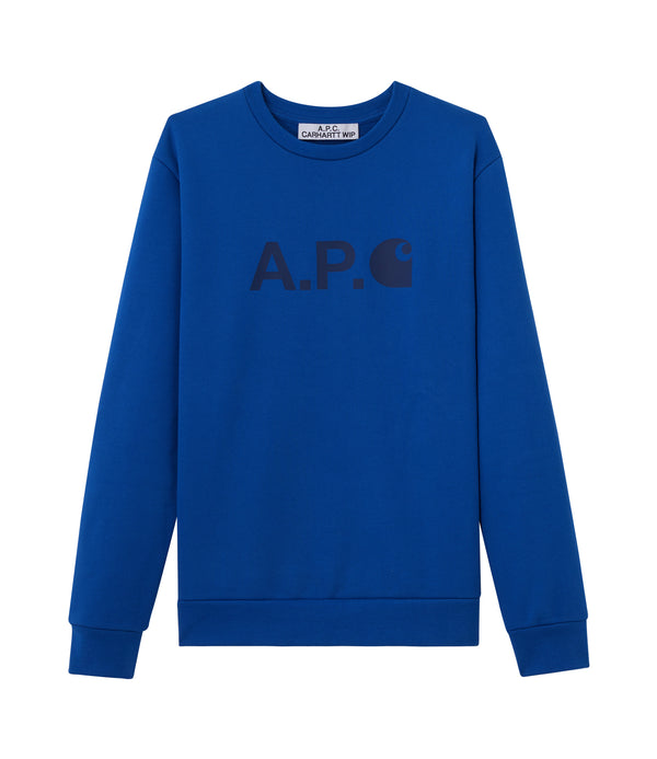 Ice sweatshirt - IAG - Royal blue
