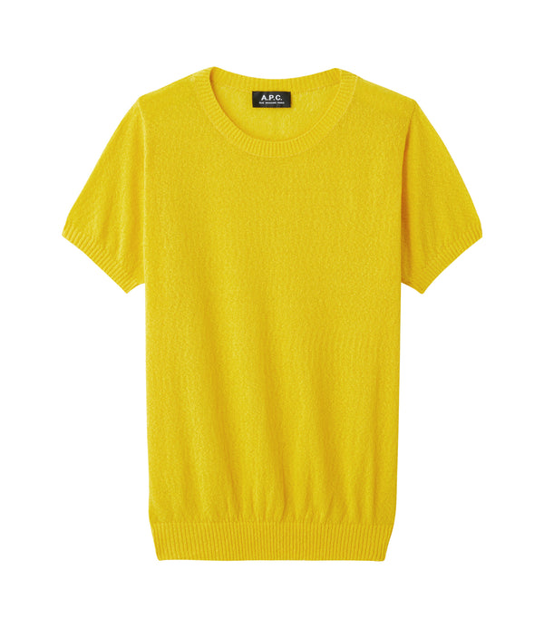 Kirsten sweater - DAA - Yellow