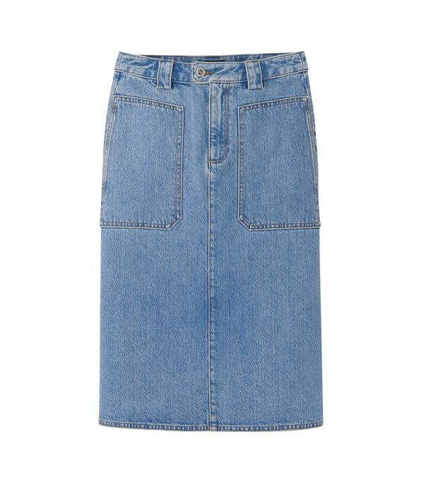 Nevada skirt - IAA - Blue