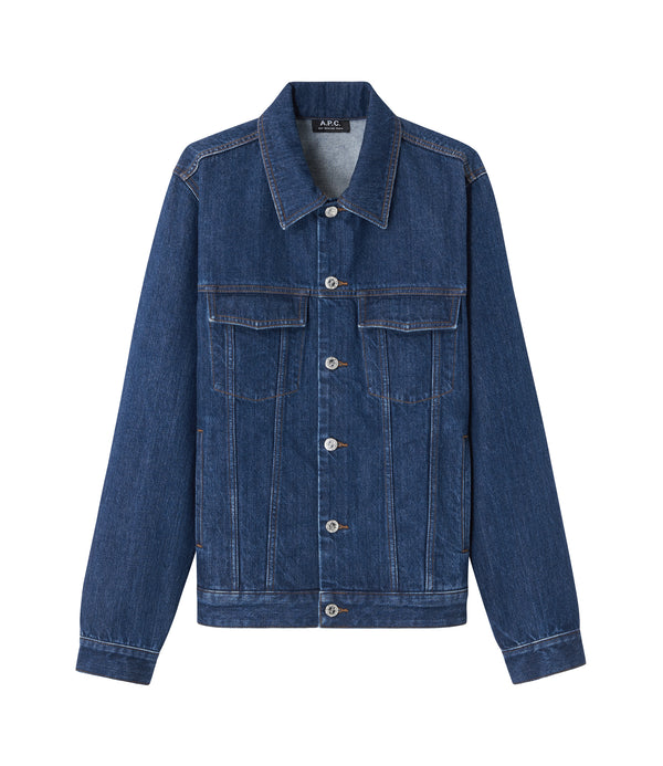Charles jacket - IAH - Dark blue