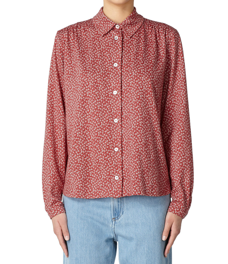 This is the Margaux shirt product item. Style EAF-2 is shown.