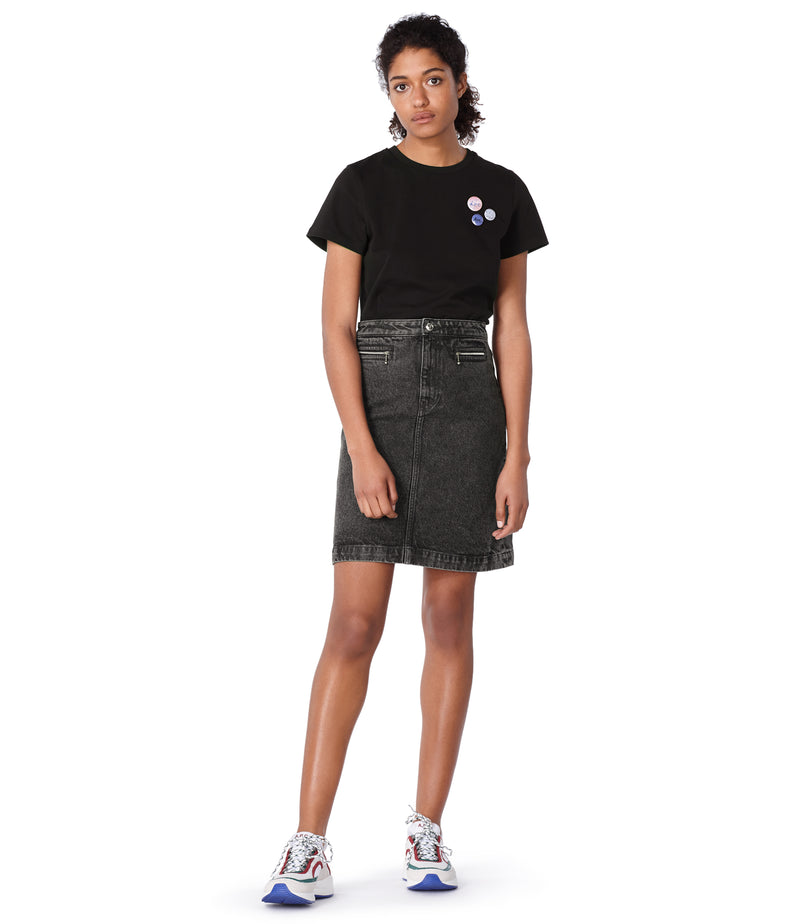 This is the Pia skirt product item. Style LZA-2 is shown.