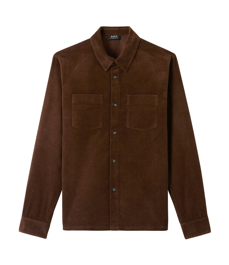 This is the Joe overshirt product item. Style CAA-1 is shown.