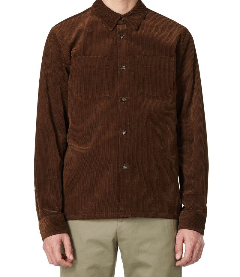 This is the Joe overshirt product item. Style CAA-2 is shown.