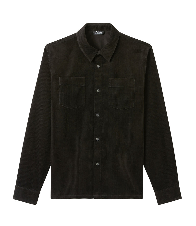 This is the Joe overshirt product item. Style LZZ-1 is shown.