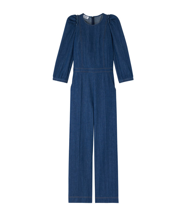Lucy jumpsuit - IAA - Blue