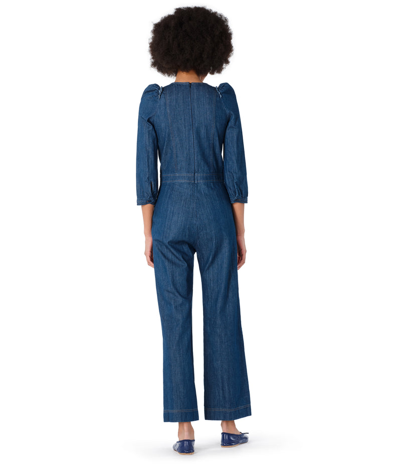 This is the Lucy jumpsuit product item. Style IAA-3 is shown.