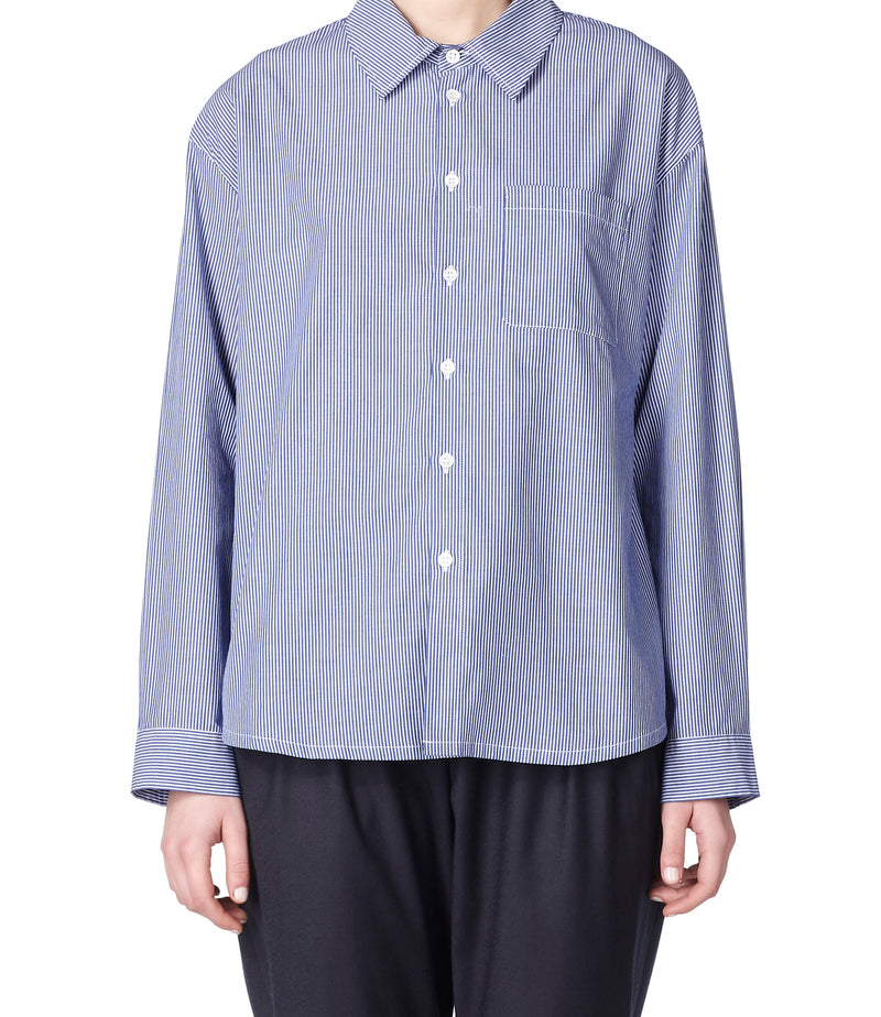 This is the Boyfriend shirt product item. Style IAH-2 is shown.