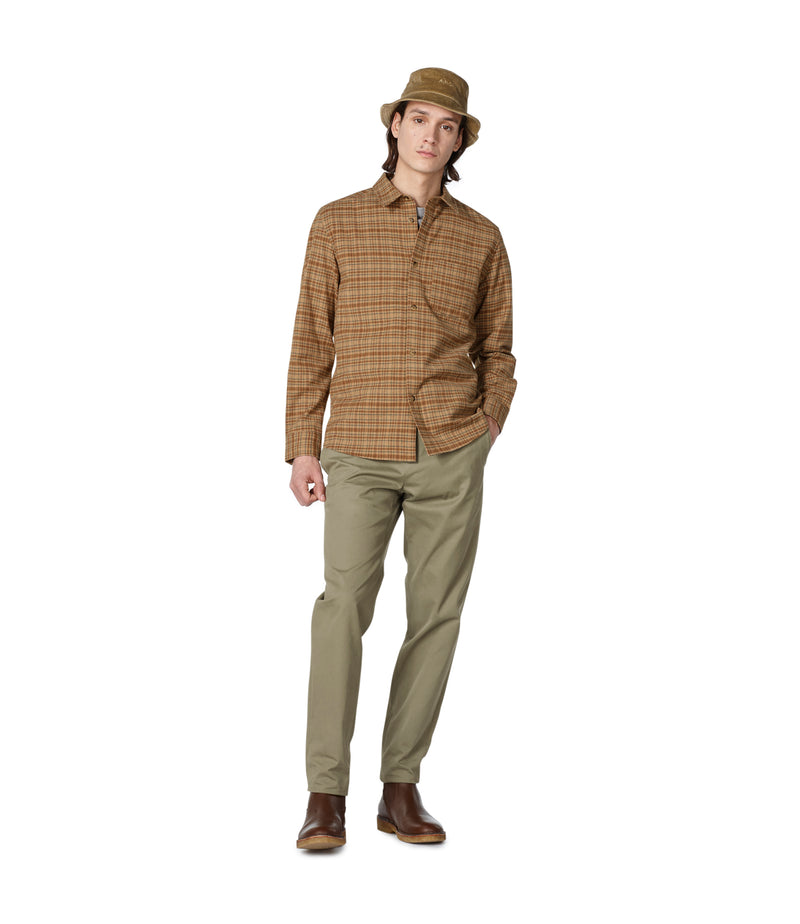 This is the John overshirt product item. Style BAA-4 is shown.