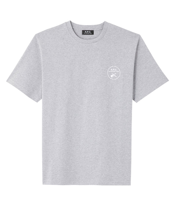 Ed T-shirt - PLA - Heather gray