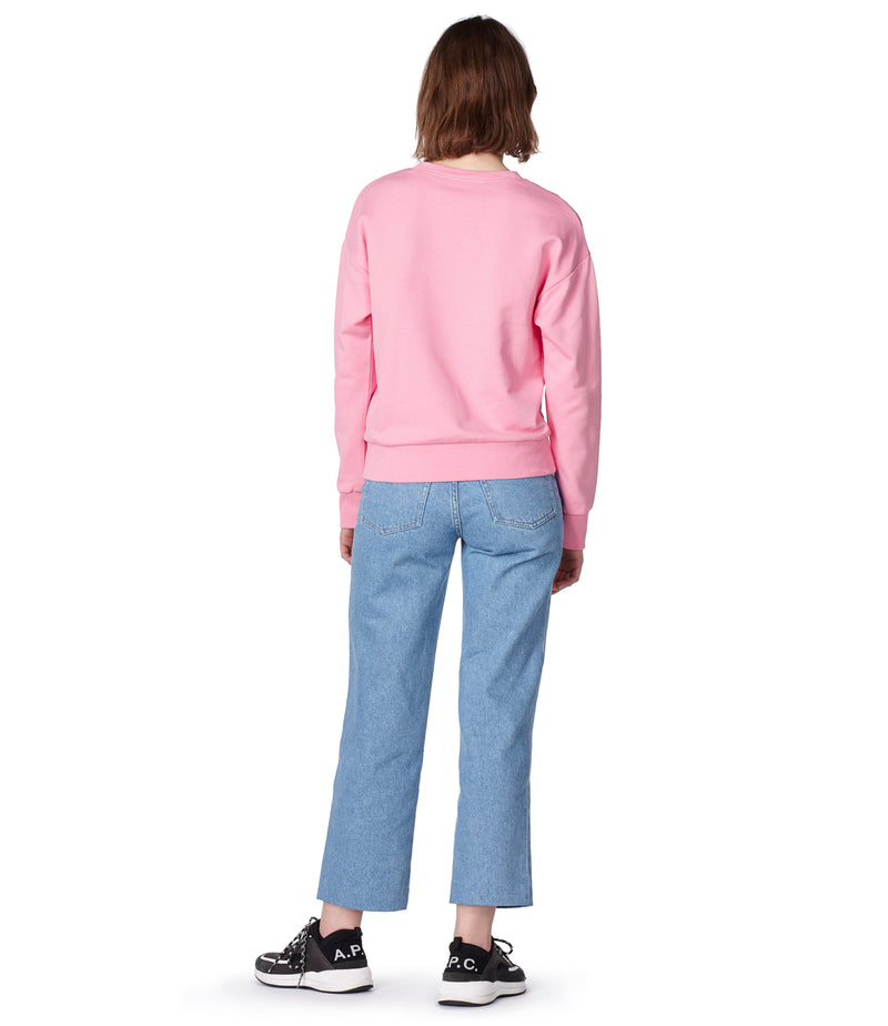 This is the Annie sweatshirt product item. Style FAA-3 is shown.