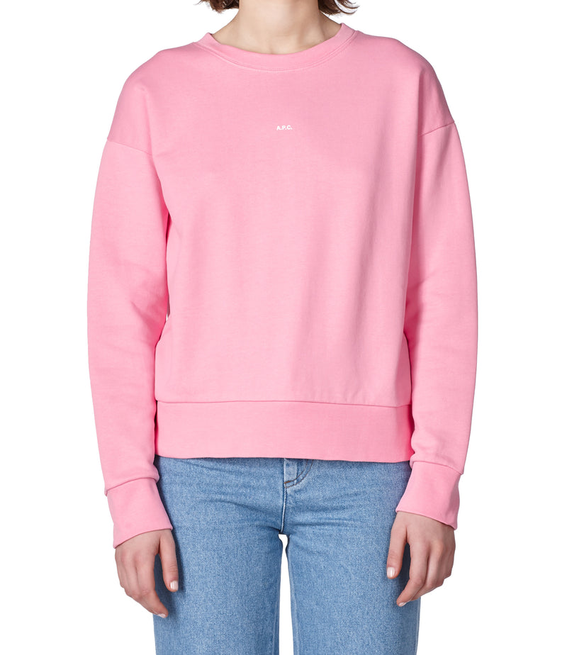 This is the Annie sweatshirt product item. Style FAA-2 is shown.