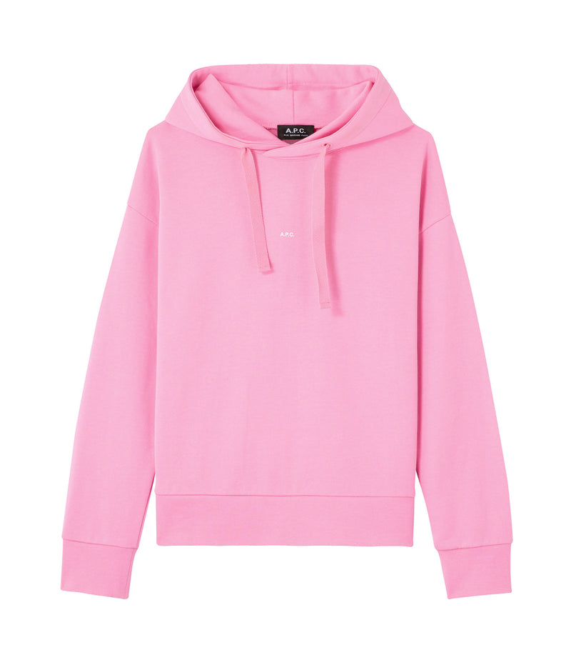 This is the Christina hoodie product item. Style FAA-1 is shown.