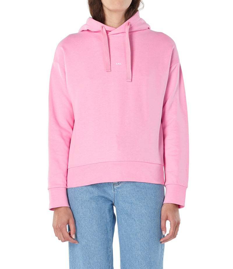 This is the Christina hoodie product item. Style FAA-2 is shown.